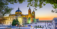 Special offer to Madrid. Click here to learn more